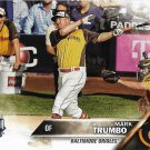 Mark Trumbo 2016 Topps Update #US191 Baltimore Orioles Baseball Card
