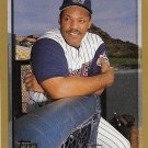Cecil Fielder 1998 Topps #374 California Angels Baseball Card
