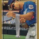 Raul Mondesi 1998 Topps #333 Los Angeles Dodgers Baseball Card