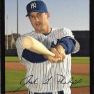 Josh Phelps 2007 Topps #515 New York Yankees Baseball Card