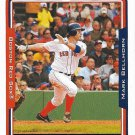 Mark Bellhorn 2005 Topps #24 Boston Red Sox Baseball Card