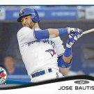 Jose Bautista 2014 Topps #323 Toronto Blue Jays Baseball Card
