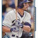Raymond Fuentes 2014 Topps Rookie #332 San Diego Padres Baseball Card