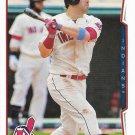 Jason Kipnis 2014 Topps #235 Cleveland Indians Baseball Card