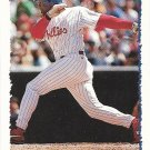 Kim Batiste 1995 Topps #179 Philadelphia Phillies Baseball Card