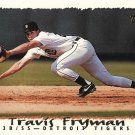 Travis Fryman 1995 Topps #40 Detroit Tigers Baseball Card