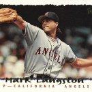 Mark Langston 1995 Topps #95 California Angels Baseball Card