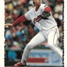 Eric Plunk 1995 Topps #256 Cleveland Indians Baseball Card