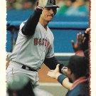 Rich Rowland 1995 Topps #272 Boston Red Sox Baseball Card