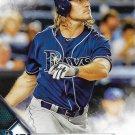 John Jaso 2016 Topps #192 Tampa Bay Rays Baseball Card