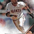 Eduardo Nunez 2016 Topps Update #US140 San Francisco Giants Baseball Card