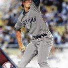 Tyler Clippard 2016 Topps Update #US209 New York Yankees Baseball Card