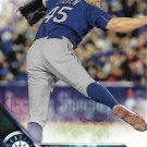 Drew Storen 2016 Topps Update #US243 Seattle Mariners Baseball Card