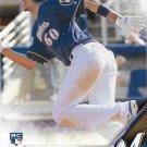 Keon Broxton 2016 Topps Rookie #364 Milwaukee Brewers Baseball Card