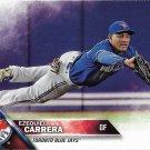 Ezequiel Carrera 2016 Topps Update #US179 Toronto Blue Jays Baseball Card