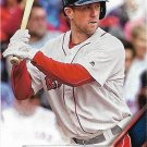 Aaron Hill 2016 Topps Update #US80 Boston Red Sox Baseball Card