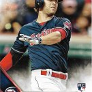 Tyler Naquin 2016 Topps Update Rookie #US117 Cleveland Indians Baseball Card