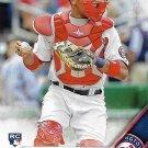 Pedro Severino 2016 Topps Rookie #420 Washington Nationals Baseball Card