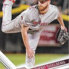 Anthony DeSclafani 2017 Topps #297 Cincinnati Reds Baseball Card