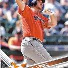 A.J. Reed 2017 Topps #273 Houston Astros Baseball Card