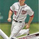 Clint Robinson 2017 Topps #252 Washington Nationals Baseball Card