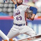 Gabriel Ynoa 2017 Topps Rookie #79 New York Mets Baseball Card