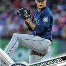 Taijuan Walker 2017 Topps #259 Seattle Mariners Baseball Card