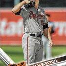 Zach Britton 2017 Topps #68 Baltimore Orioles Baseball Card