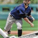 Tyler Chatwood 2017 Topps #311 Colorado Rockies Baseball Card