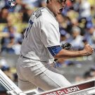 Jose De Leon 2017 Topps Rookie #269 Los Angeles Dodgers Baseball Card