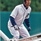 Anthony Gose 2017 Topps #268 Detroit Tigers Baseball Card
