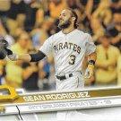 Sean Rodriguez 2017 Topps #250 Pittsburgh Pirates Baseball Card