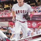Mike Trout 2017 Topps #20 Los Angeles Angels Baseball Card