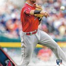 Kaleb Cowart 2016 Topps Rookie #325 Los Angeles Angels Baseball Card