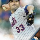 Matt Harvey 2016 Topps #570 New York Mets Baseball Card