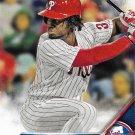 Odubel Herrera 2016 Topps #68 Philadelphia Phillies Baseball Card