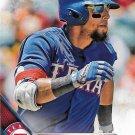 Rougned Odor 2016 Topps #16 Texas Rangers Baseball Card