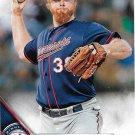 Blaine Boyer 2016 Topps #235 Minnesota Twins Baseball Card