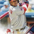 Yunel Escobar 2016 Topps #247 Washington Nationals Baseball Card