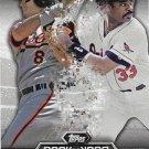 Cal Ripken-Eddie Murray 2016 Topps Back To Back #B2B-14 Baltimore Orioles Baseball Card