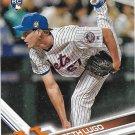 Seth Lugo 2017 Topps Rookie #319 New York Mets Baseball Card