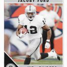 Jacoby Ford 2011 Score #209 Oakland Raiders Football Card