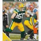 A.J. Hawk 2011 Score #102 Green Bay Packers Football Card