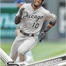 Austin Jackson 2017 Topps #77 Chicago White Sox Baseball Card