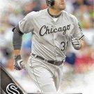 Alex Avila 2016 Topps #522 Chicago White Sox Baseball Card