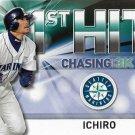 Ichiro Suzuki 2016 Topps Chasing 3K #3000-1 Seattle Mariners Baseball Card