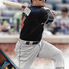 Martin Prado 2016 Topps #487 Miami Marlins Baseball Card