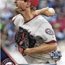 Max Scherzer 2016 Topps Update #US19 Washington Nationals Baseball Card