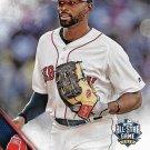 Jackie Bradley Jr. 2016 Topps Update #US192 Boston Red Sox Baseball Card