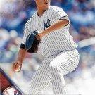 Ivan Nova 2016 Topps #535 New York Yankees Baseball Card